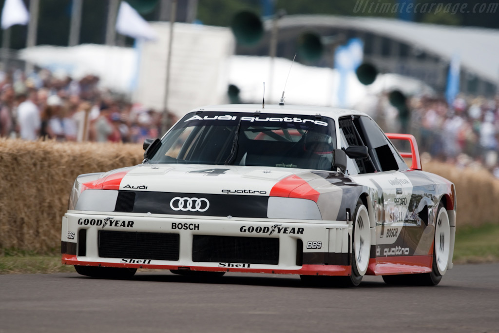 Audi 90 Quattro IMSA GTO - Ultimatecarpage.com - Images, Specifications and