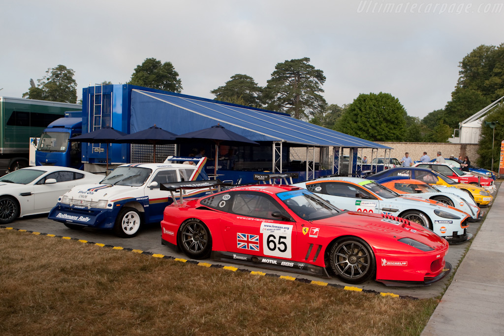 25 Years of Prodrive    - 2009 Goodwood Festival of Speed