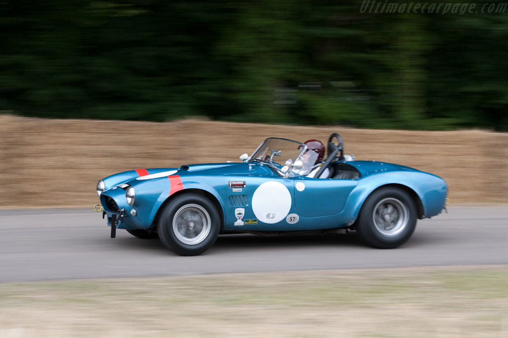 AC Shelby Cobra - Chassis: COB6008   - 2009 Goodwood Festival of Speed