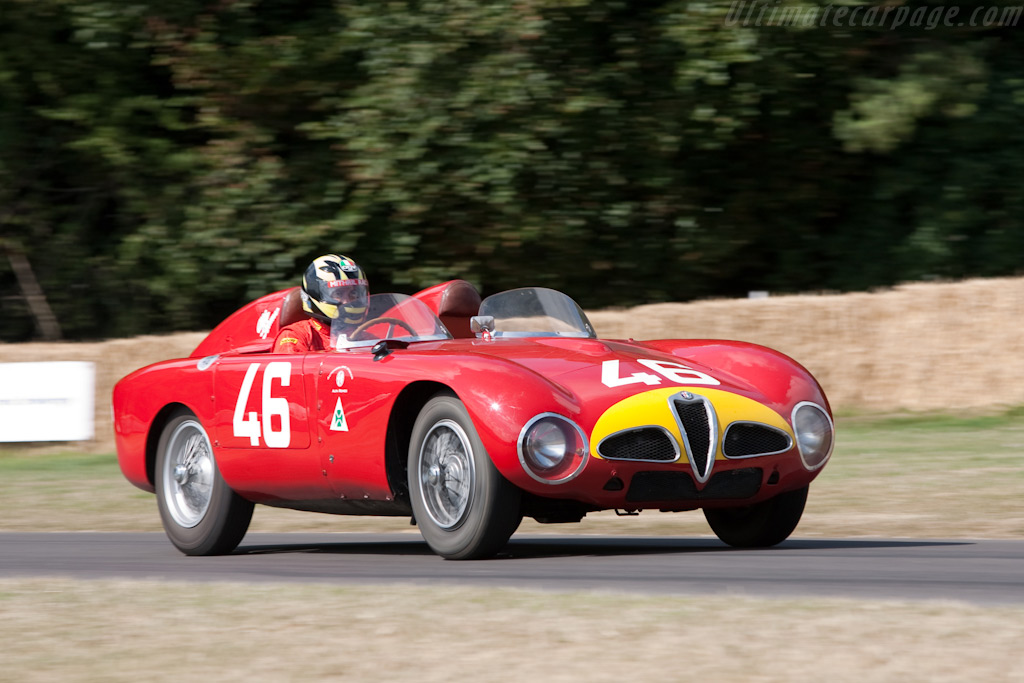 Alfa Romeo 3000CM - Chassis: 1361.00127   - 2009 Goodwood Festival of Speed
