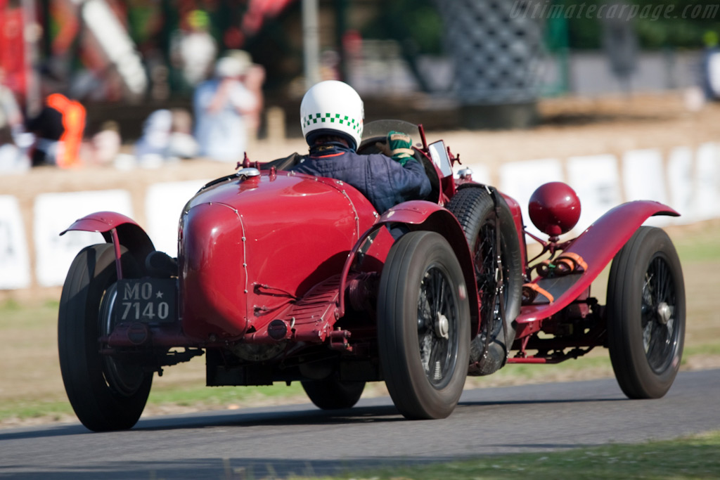 Alfa Romeo 8C 2300 Monza - Chassis: 2211120   - 2009 Goodwood Festival of Speed