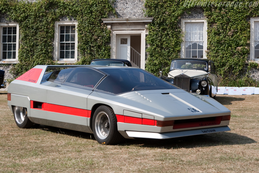 Alfa Romeo Navajo Concept - Chassis: 75033.117   - 2009 Goodwood Festival of Speed