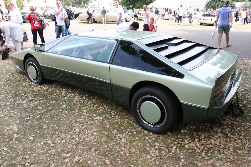 Aston Martin Bulldog    - 2009 Goodwood Festival of Speed