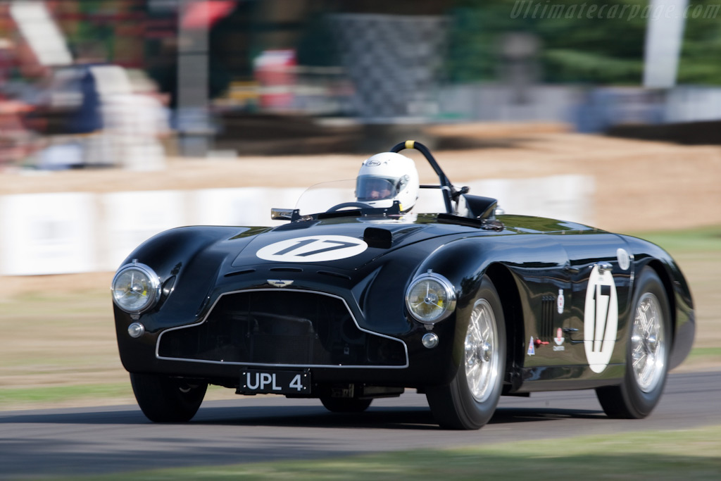 Aston Martin DB3 - Chassis: DB3/5   - 2009 Goodwood Festival of Speed