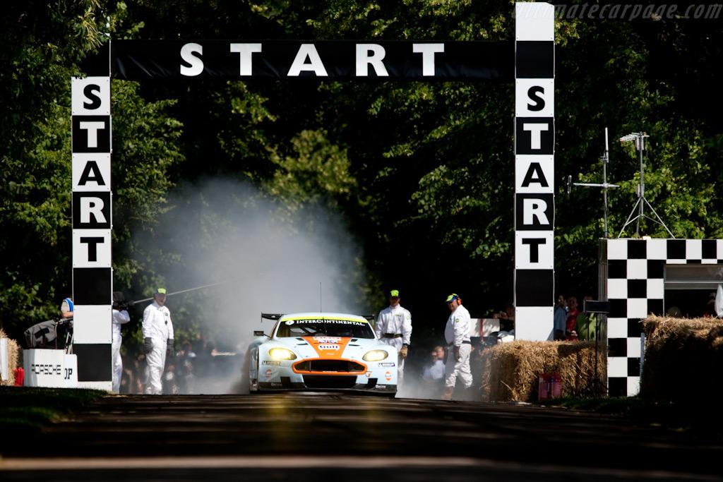 Aston Martin DBR9 - Chassis: DBR9/8   - 2009 Goodwood Festival of Speed