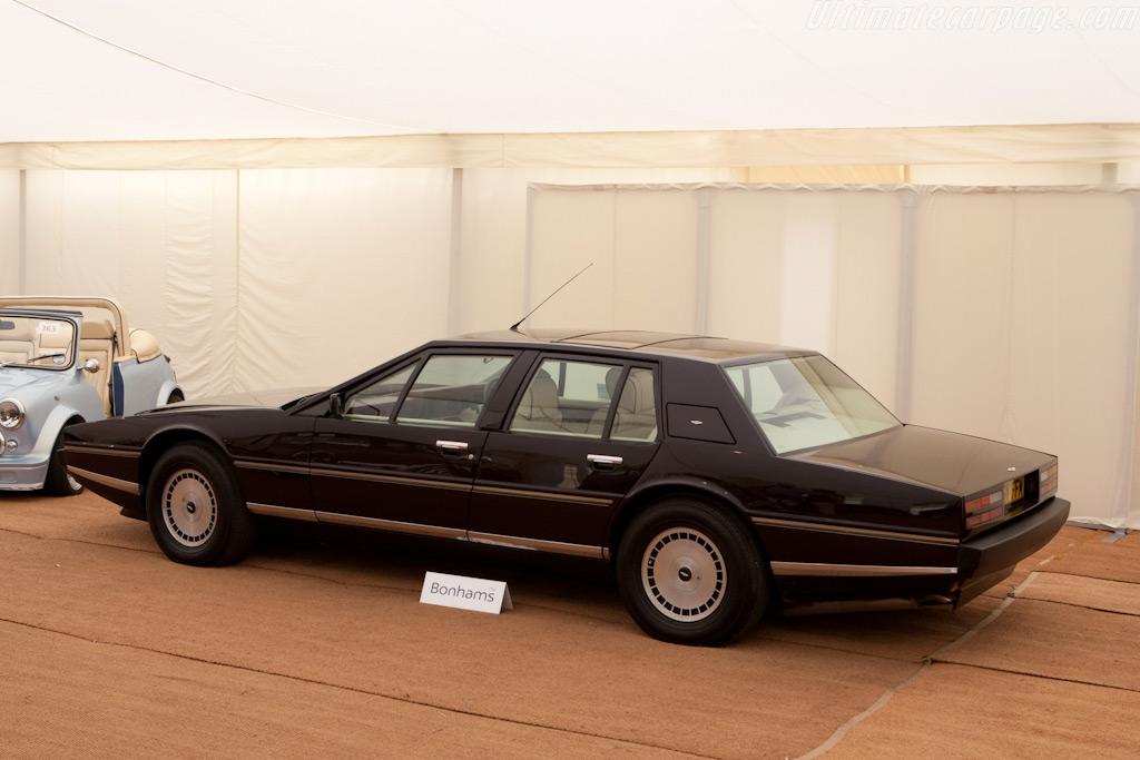 Aston Martin Lagonda - Chassis: SCFCDL01S9FTR13406   - 2009 Goodwood Festival of Speed