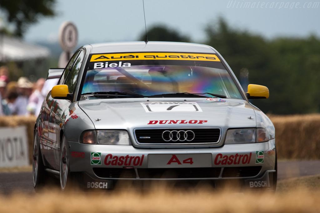 Audi A4 DTM    - 2009 Goodwood Festival of Speed