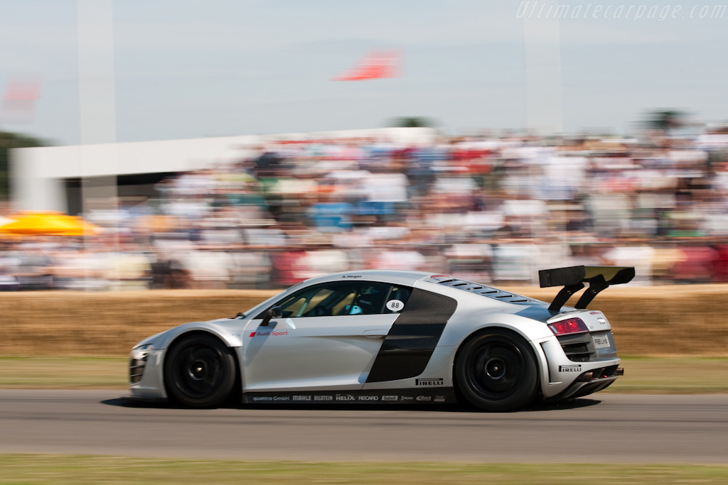 Audi R8 LMS - Chassis: AS42AOFGT3090004   - 2009 Goodwood Festival of Speed