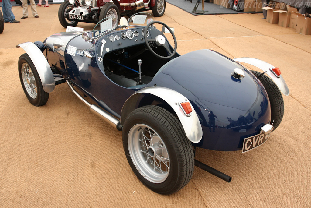 Austin Seven 'Sacre Bleu' - Chassis: 253784   - 2009 Goodwood Festival of Speed
