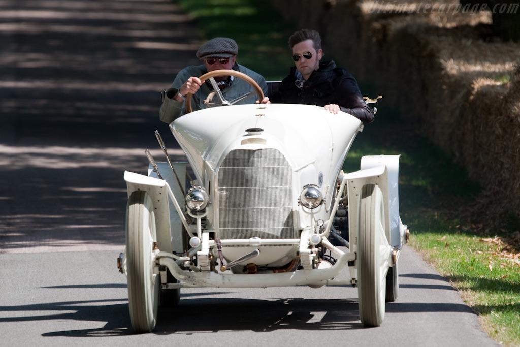 Austro-Daimler Prince Henry    - 2009 Goodwood Festival of Speed