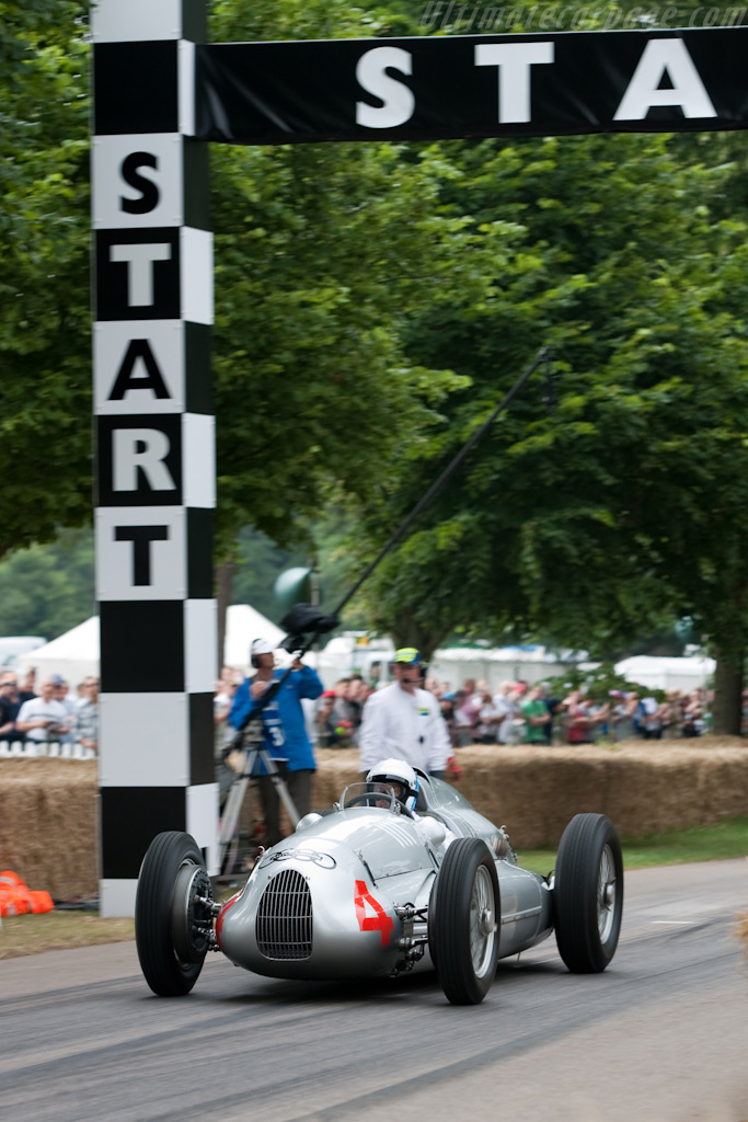 Auto Union Type D - Chassis: 017R   - 2009 Goodwood Festival of Speed