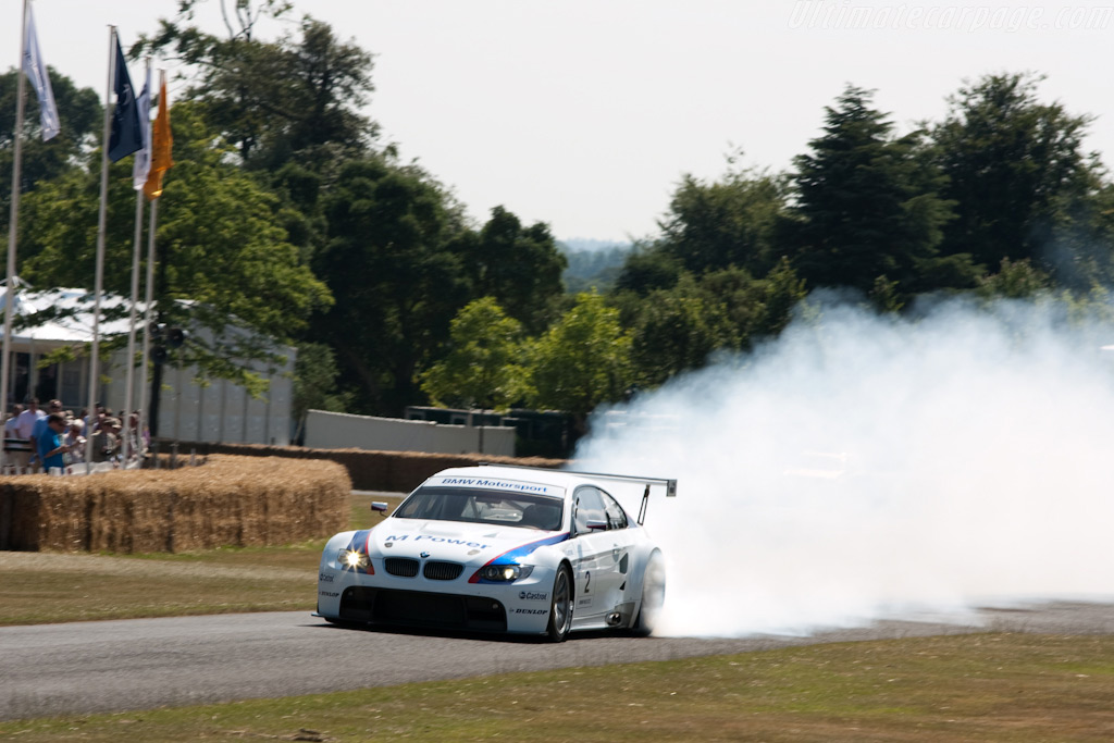 BMW M3 GT2    - 2009 Goodwood Festival of Speed