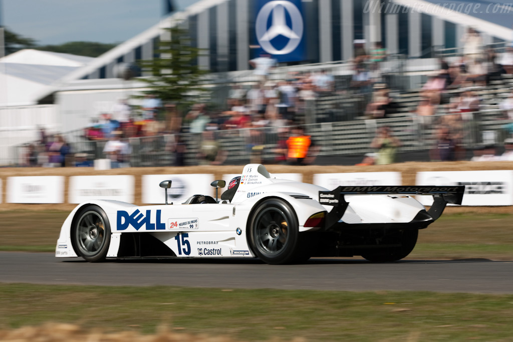 BMW V12 LMR - Chassis: 003/99   - 2009 Goodwood Festival of Speed