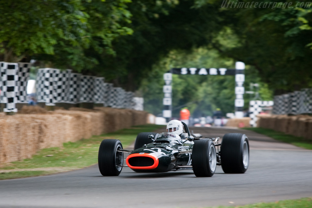 BRM P126 - Chassis: P126-01   - 2009 Goodwood Festival of Speed