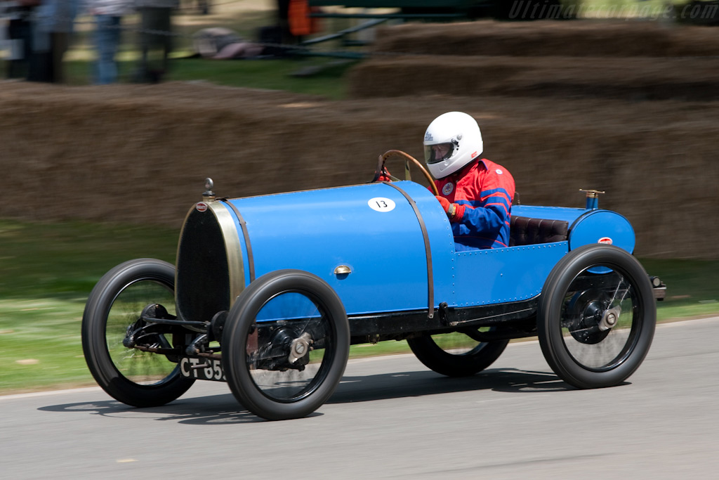 Bugatti Type 13 'Brescia' - Chassis: 2059   - 2009 Goodwood Festival of Speed