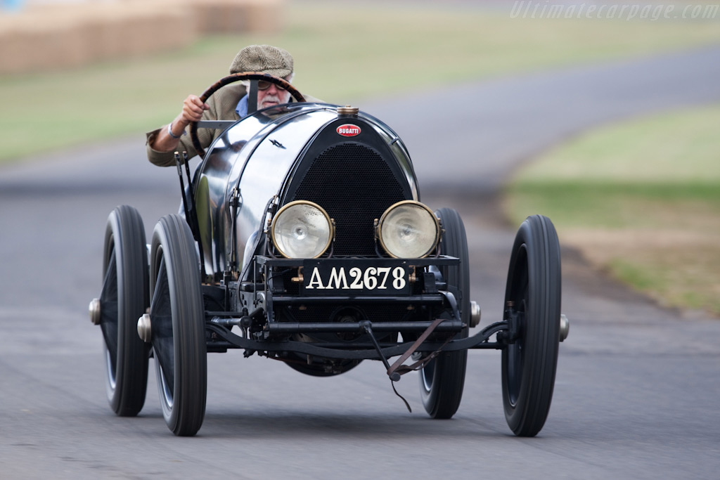 Bugatti Type 16 - Chassis: 471   - 2009 Goodwood Festival of Speed
