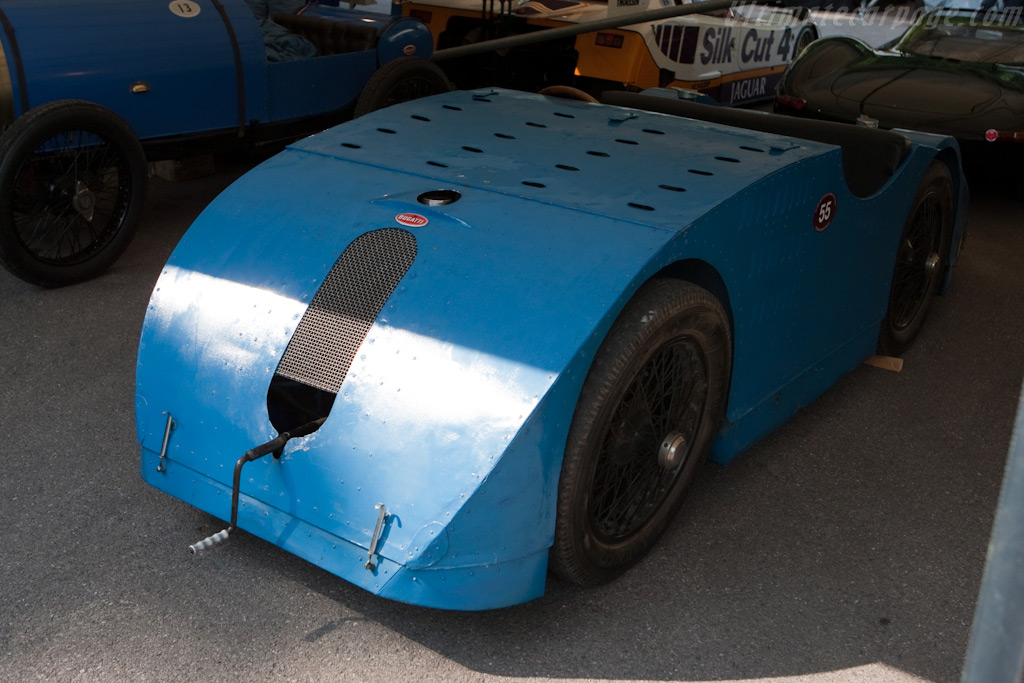 Bugatti Type 32 'Tank' - Chassis: 1461   - 2009 Goodwood Festival of Speed