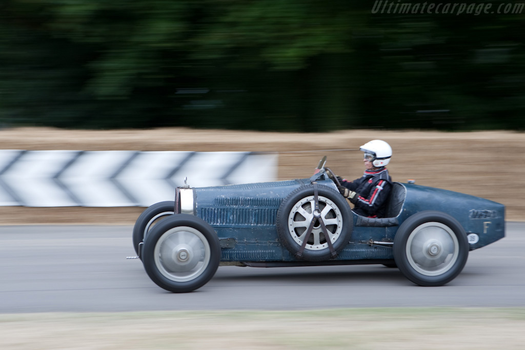 Bugatti Type 35C - Chassis: 4941   - 2009 Goodwood Festival of Speed