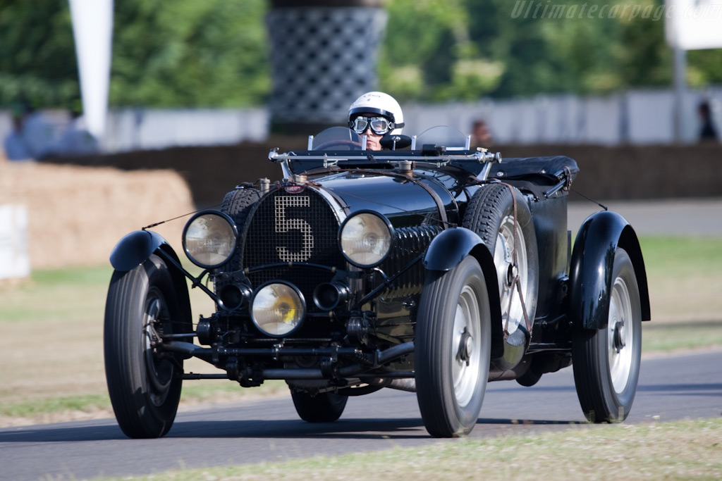 Bugatti Type 50T 'Le Mans' - Chassis: 50177   - 2009 Goodwood Festival of Speed
