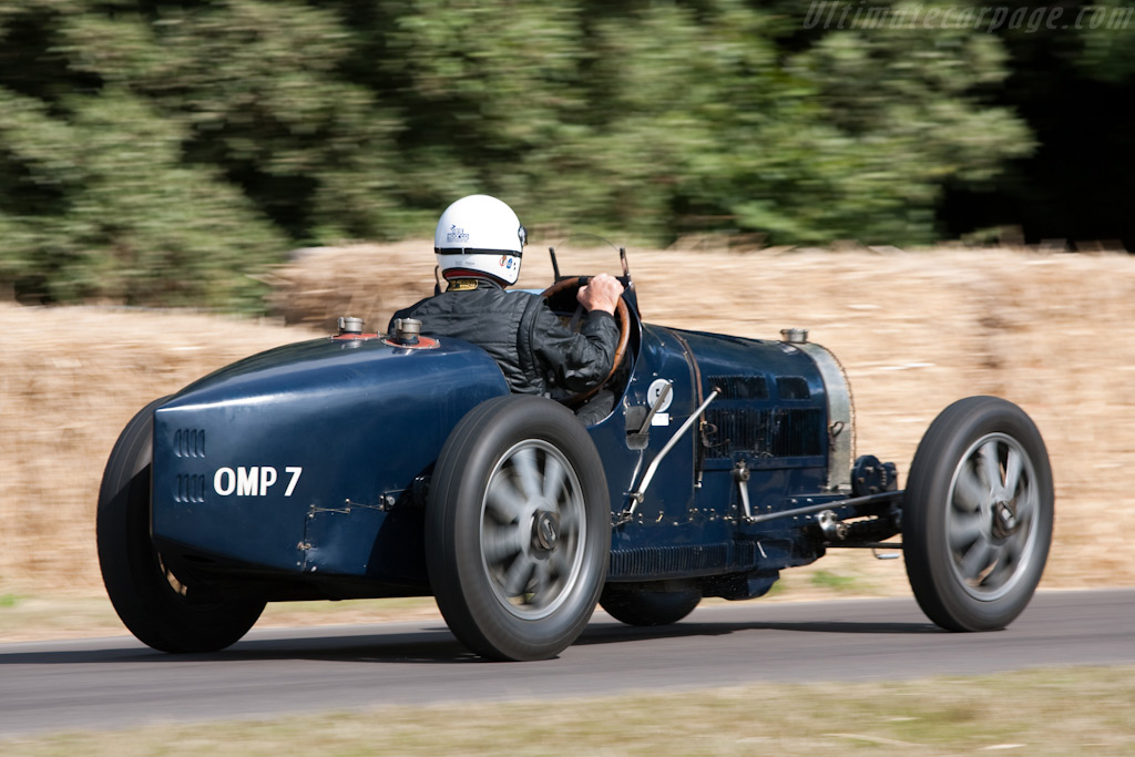 Bugatti Type 51 - Chassis: 51140   - 2009 Goodwood Festival of Speed