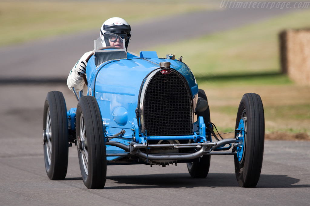 Bugatti Type 54 - Chassis: 54201   - 2009 Goodwood Festival of Speed