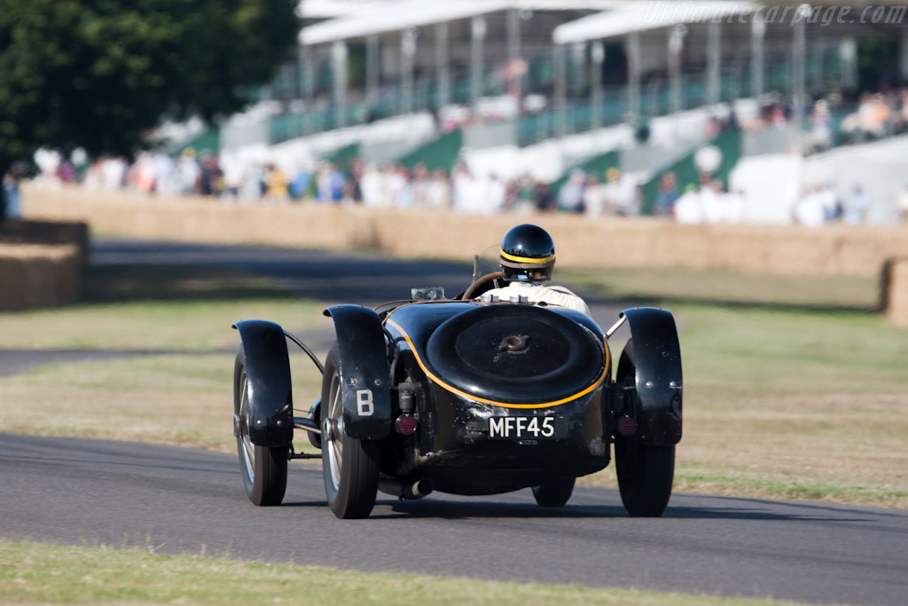 Bugatti Type 59 - Chassis: 57248   - 2009 Goodwood Festival of Speed