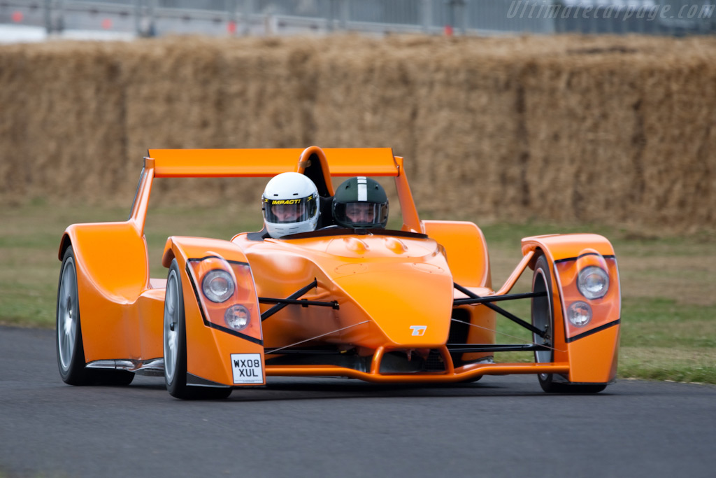 Caparo T1    - 2009 Goodwood Festival of Speed