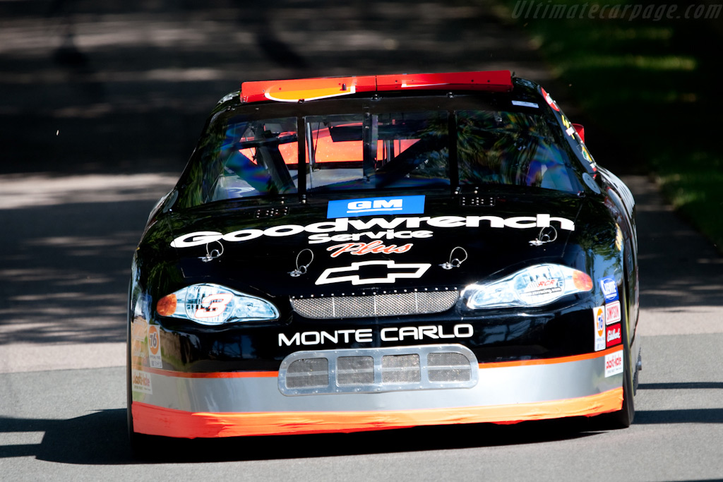 Chevrolet Monte Carlo    - 2009 Goodwood Festival of Speed