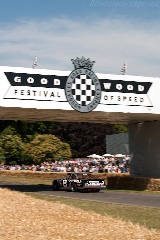 Chevrolet Nova    - 2009 Goodwood Festival of Speed