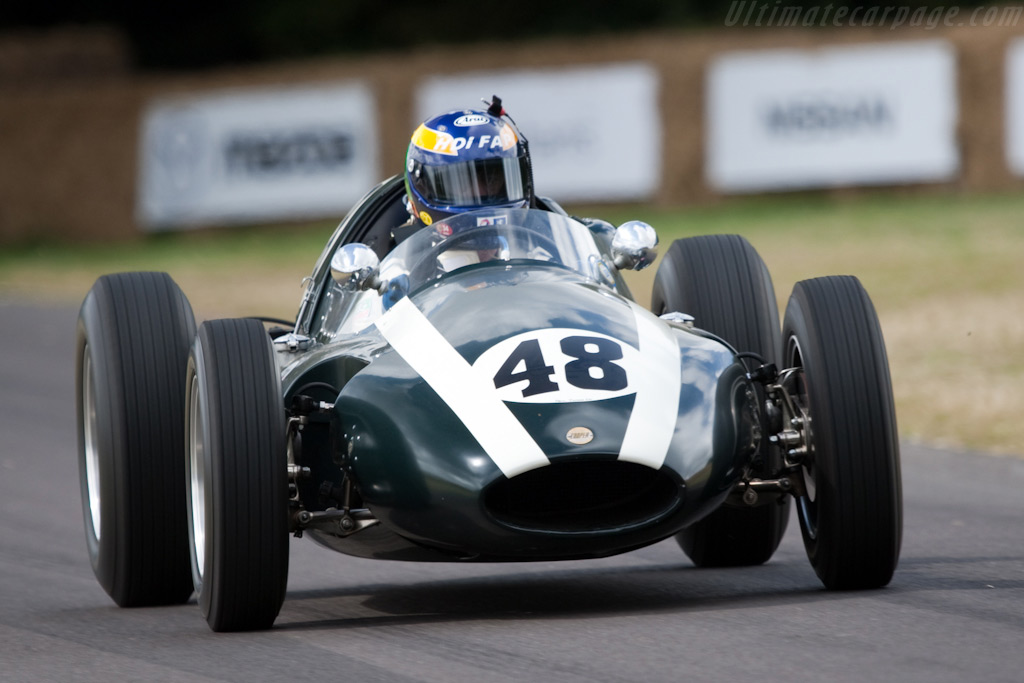 Cooper T51    - 2009 Goodwood Festival of Speed