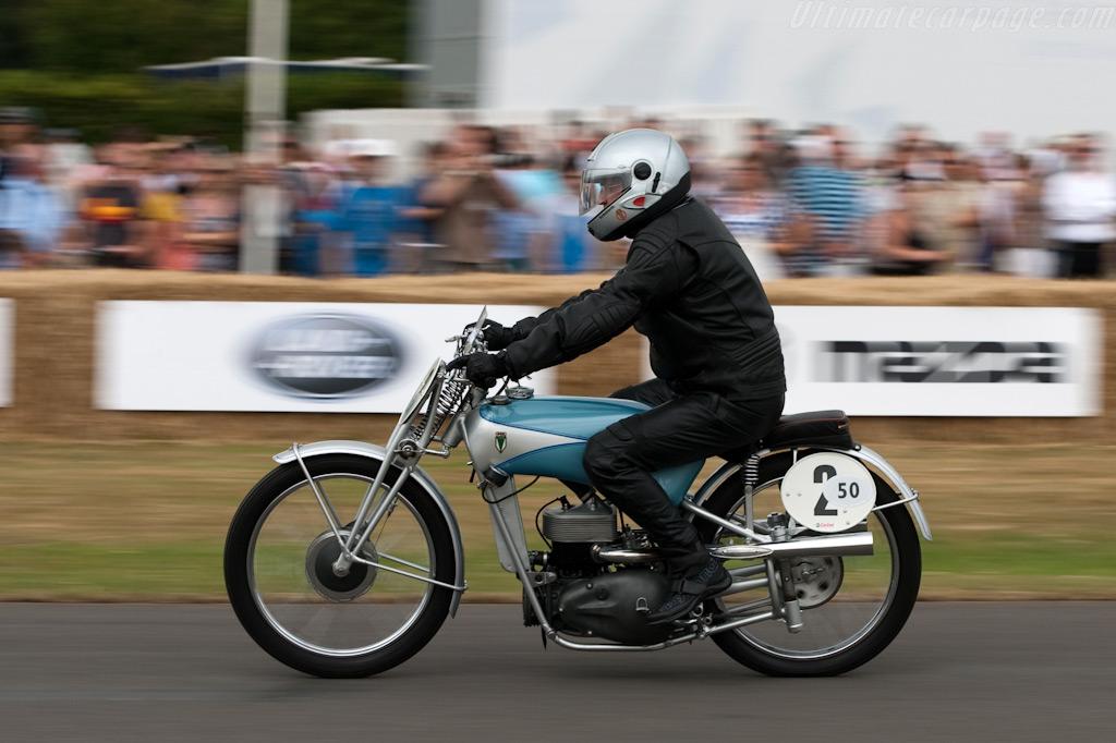 DKW SS250    - 2009 Goodwood Festival of Speed