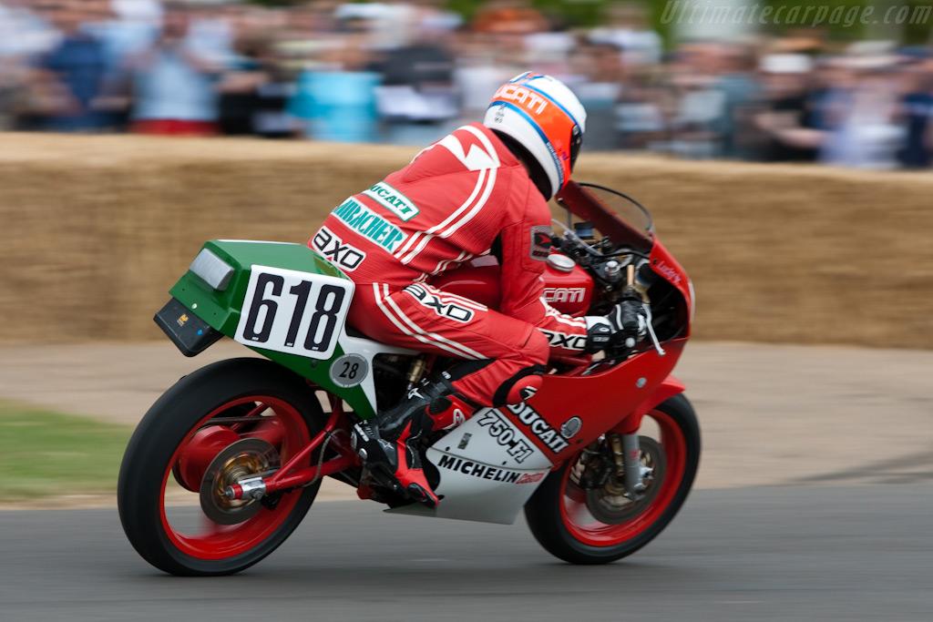Ducati 750 F1    - 2009 Goodwood Festival of Speed