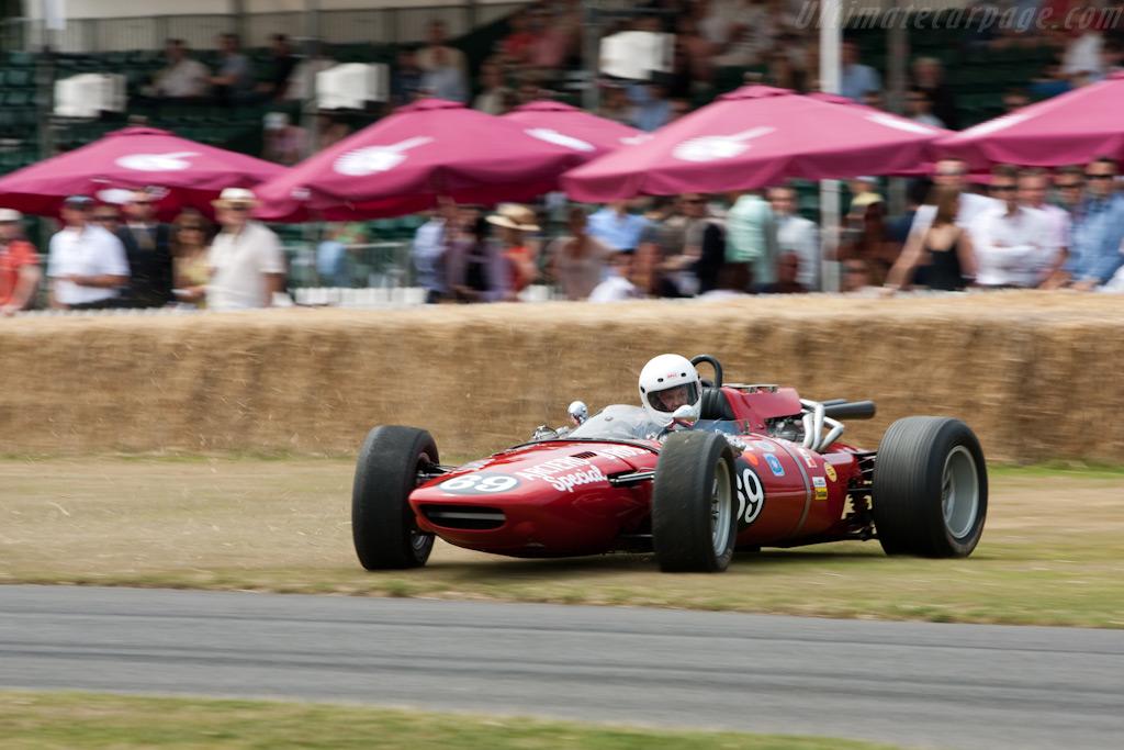 Eisert Chevrolet    - 2009 Goodwood Festival of Speed
