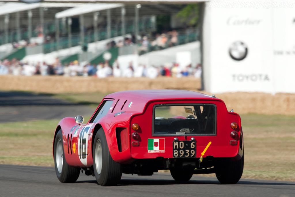 Ferrari 250 GT 'Breadvan' - Chassis: 2819GT   - 2009 Goodwood Festival of Speed