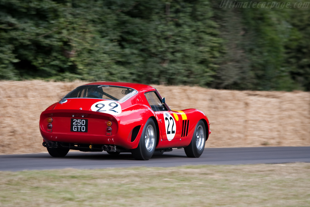 Ferrari 250 GTO - Chassis: 3757GT   - 2009 Goodwood Festival of Speed