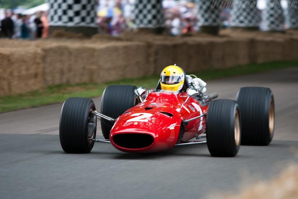 Ferrari 312/67 F1 - Chassis: 0007   - 2009 Goodwood Festival of Speed