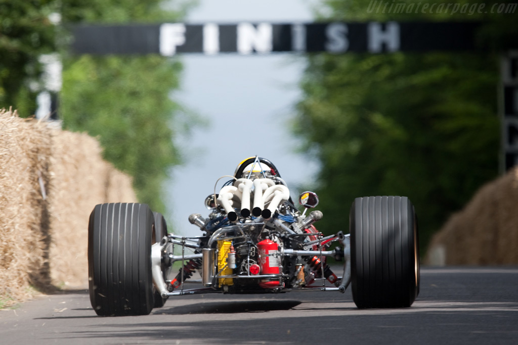 Ferrari 312/67 F1 - Chassis: 0007   - 2009 Goodwood Festival of Speed