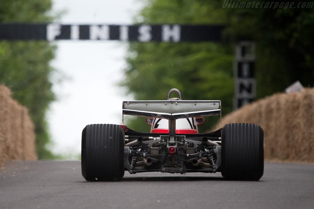 Ferrari 312 T3 - Chassis: 034   - 2009 Goodwood Festival of Speed