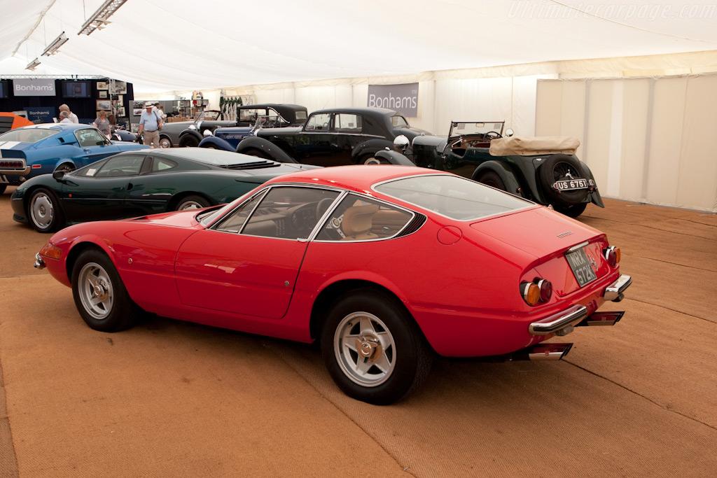 Ferrari 365 GTB/4 'Daytona' - Chassis: 15381   - 2009 Goodwood Festival of Speed