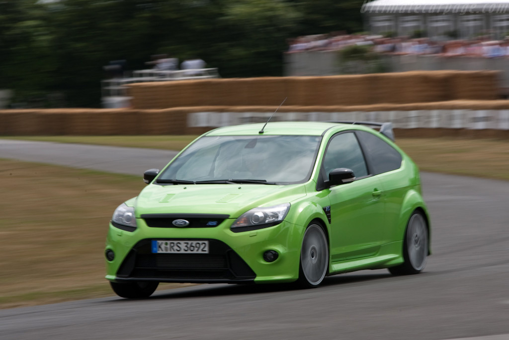 Ford Focus RS    - 2009 Goodwood Festival of Speed