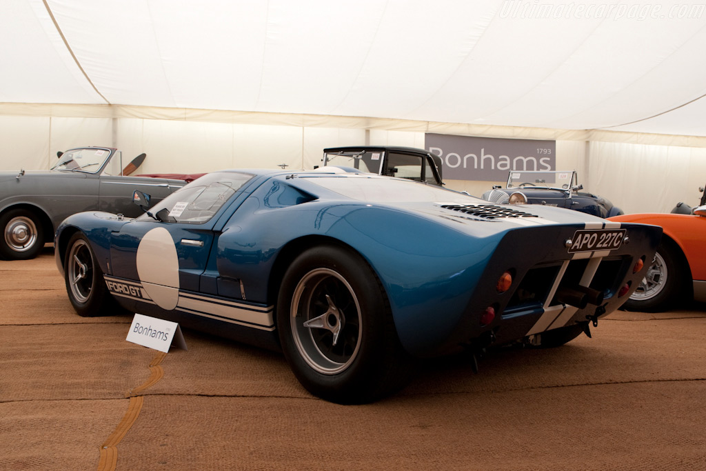 Ford GT40 - Chassis: GT40P/1018   - 2009 Goodwood Festival of Speed