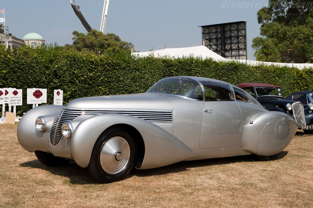 Hispano Suiza H6C Xenia    - 2009 Goodwood Festival of Speed