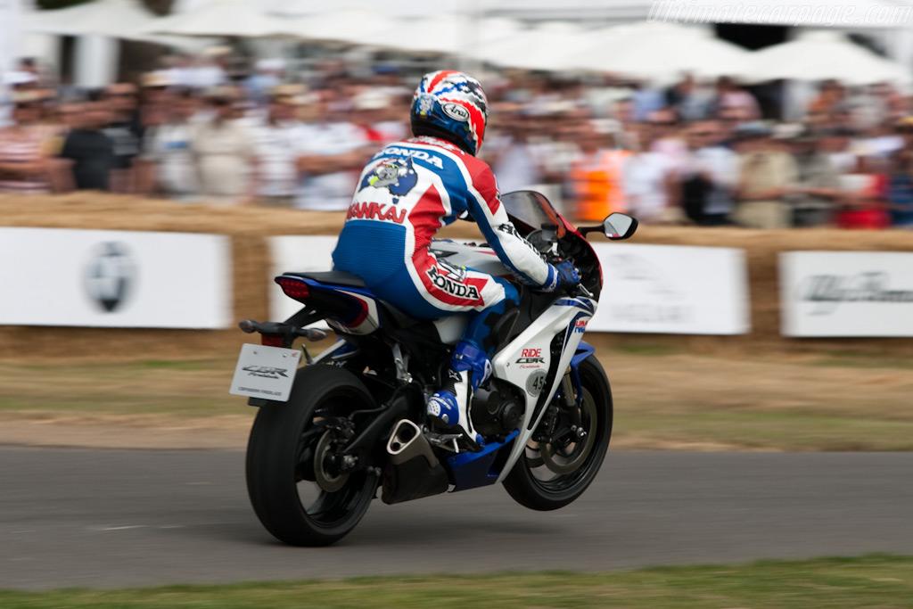 Honda CBR1000RR (Mick Doohan)    - 2009 Goodwood Festival of Speed