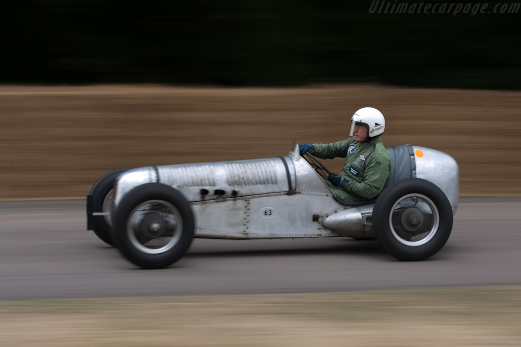 Issigonis Lightweight Special    - 2009 Goodwood Festival of Speed