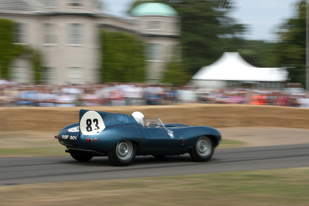 Jaguar D-Type - Chassis: XKD 606   - 2009 Goodwood Festival of Speed