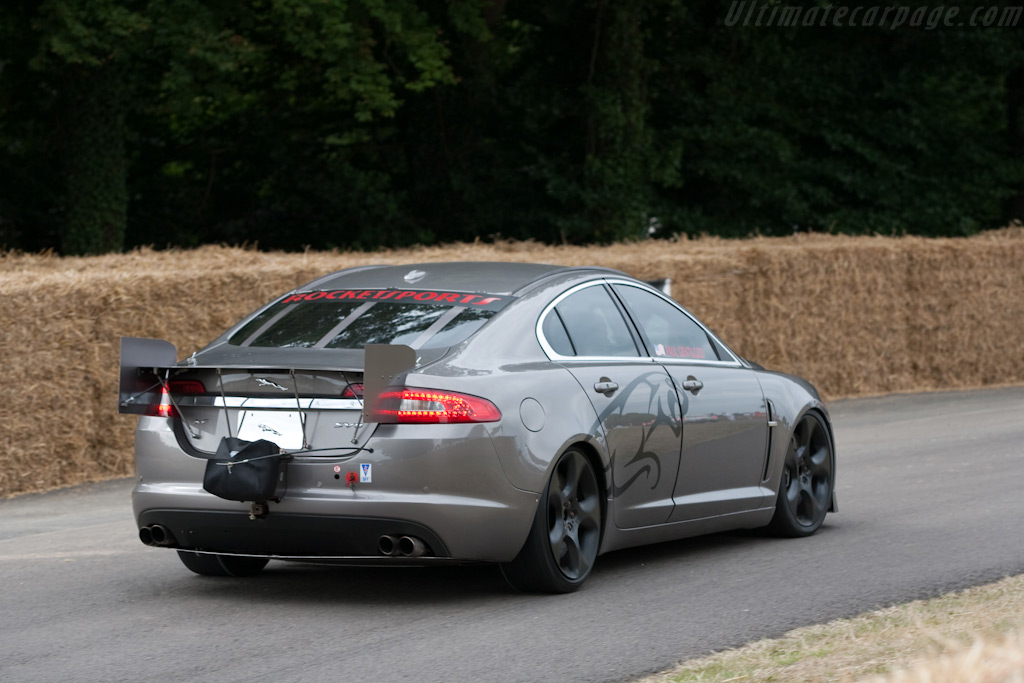 Jaguar XFR Prototype    - 2009 Goodwood Festival of Speed