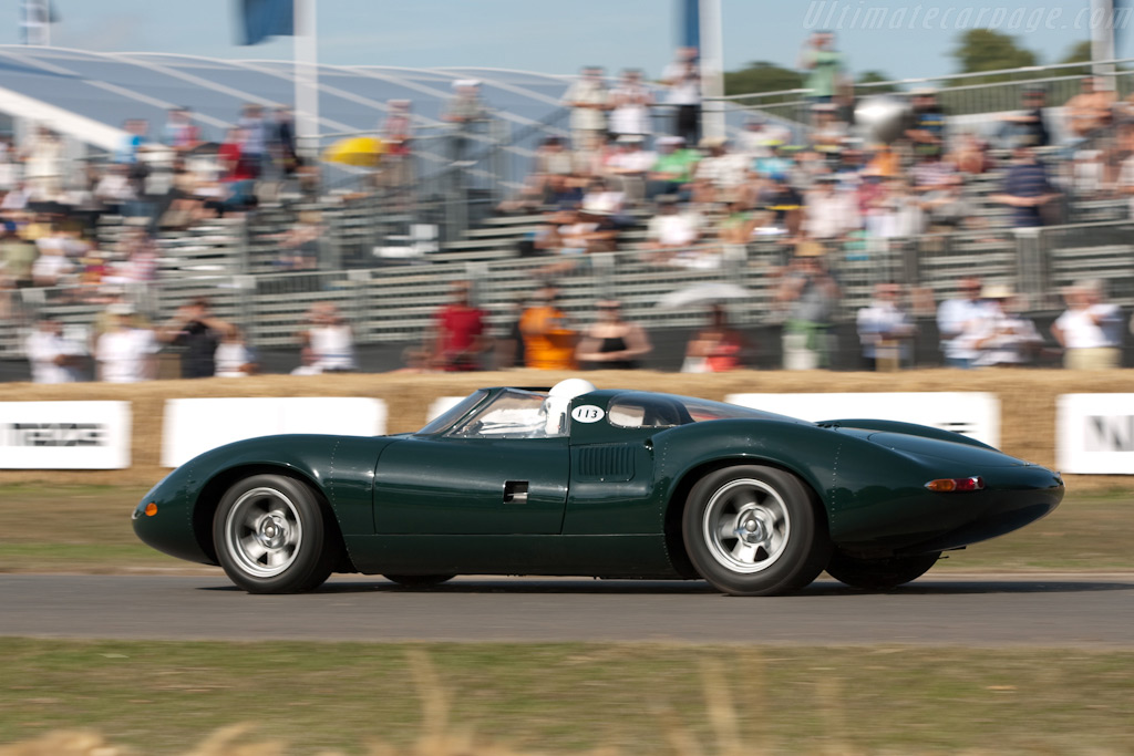 Jaguar XJ13 - Chassis: XJ13   - 2009 Goodwood Festival of Speed