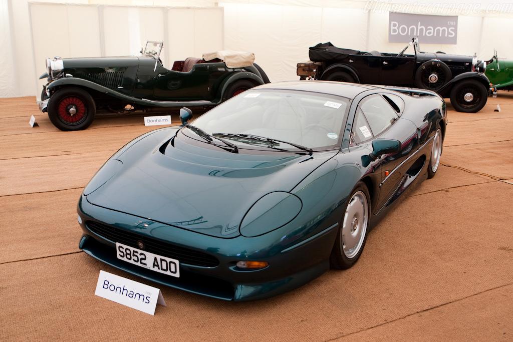 Jaguar XJ220 - Chassis: SAJJEAEXBAX220789   - 2009 Goodwood Festival of Speed