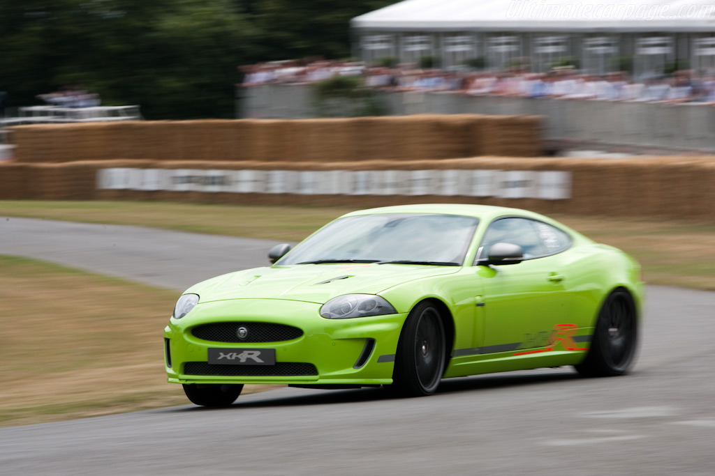 Jaguar XKR 'Goodwood Special'    - 2009 Goodwood Festival of Speed