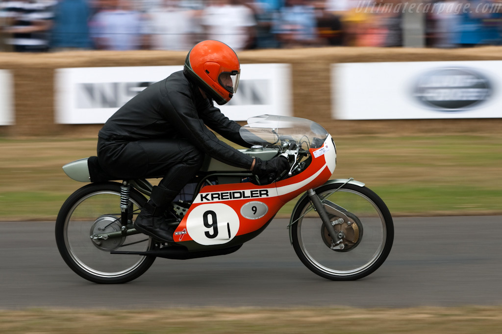 Kreidler Van Veen    - 2009 Goodwood Festival of Speed